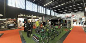 Best of Bike Salzburg 2014 :: Messestand Puch - Norco - GoPro - Casco - KMC